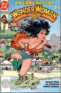 Cover Thumbnail for Wonder Woman (DC, 1987 series) #62 [Direct]