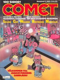 Cover Thumbnail for Comet (Semic, 1985 series) #2