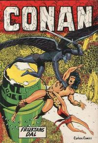 Cover Thumbnail for Conan (Carlsen/if [SE], 1978 series) #2