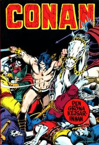 Cover Thumbnail for Conan (Carlsen/if [SE], 1978 series) #4