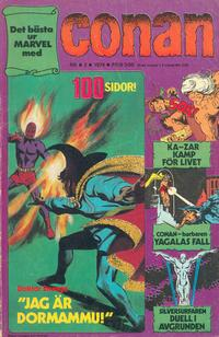 Cover Thumbnail for Conan (Semic, 1973 series) #3/1974