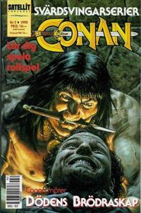 Cover Thumbnail for Conan (Semic, 1990 series) #2/1990