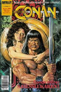 Cover Thumbnail for Conan (Semic, 1990 series) #4/1990