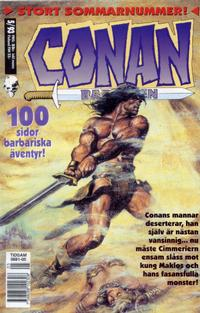 Cover Thumbnail for Conan (Semic, 1990 series) #5/1993