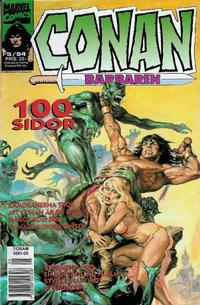Cover Thumbnail for Conan (Semic, 1990 series) #5/1994