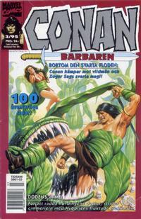 Cover Thumbnail for Conan (Semic, 1990 series) #3/1995