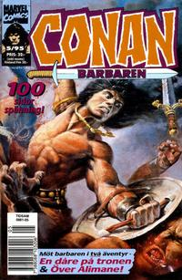 Cover Thumbnail for Conan (Semic, 1990 series) #5/1995