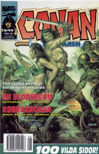 Cover Thumbnail for Conan (Semic, 1990 series) #8/1995