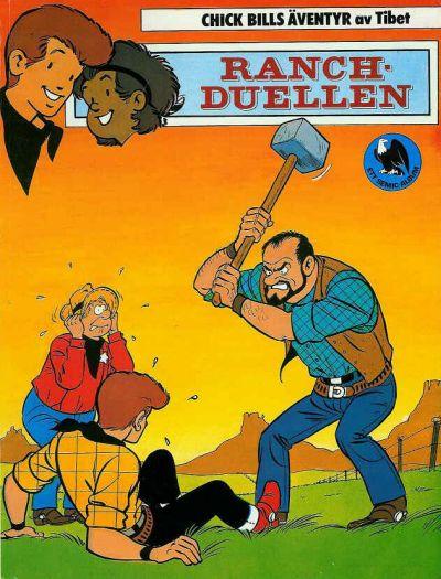 Cover for Chick Bills äventyr (Semic, 1980 series) #5