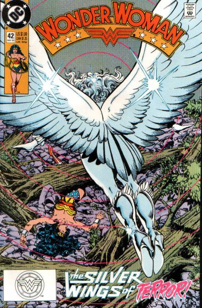 Cover for Wonder Woman (DC, 1987 series) #42