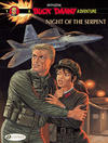 Cover for Buck Danny (Cinebook, 2009 series) #1 - Night of the Serpent