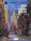Cover for Valerian and Laureline (Cinebook, 2010 series) #1 - The City of Shifting Waters