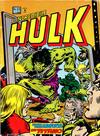 Cover for L'Incredibile Hulk (Editoriale Corno, 1980 series) #22