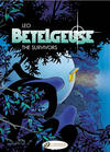Cover for Betelgeuse (Cinebook, 2009 series) #1 - The Survivors