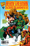 Cover for Heroes Reborn: The Return (Marvel, 1997 series) #3 [Direct Edition]