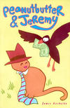 Cover for Peanutbutter & Jeremy (Alternative Comics, 2001 series) #1