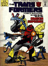 Cover for The Transformers Comics Magazine (Marvel, 1987 series) #10