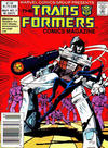 Cover for The Transformers Comics Magazine (Marvel, 1987 series) #2