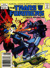 Cover for The Transformers Comics Magazine (Marvel, 1986 series) #3