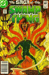 Cover Thumbnail for The Saga of Swamp Thing (1982 series) #13 [Newsstand]