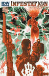 Cover for Infestation (IDW, 2011 series) #2 [Cover B]