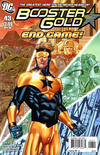 Cover for Booster Gold (DC, 2007 series) #43