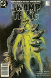 Cover Thumbnail for Swamp Thing (1985 series) #41 [Newsstand]
