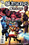 Cover for The Outsiders (DC, 2009 series) #38