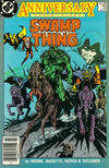 Cover Thumbnail for Swamp Thing (1985 series) #50 [Newsstand]