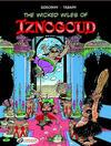 Cover for Iznogoud (Cinebook, 2008 series) #1 - The Wicked Wiles of Iznogoud