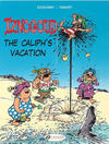 Cover for Iznogoud (Cinebook, 2008 series) #2 - The Caliph's Vacation