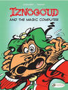 Cover for Iznogoud (Cinebook, 2008 series) #4 - Iznogoud and the Magic Computer