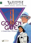 Cover for Largo Winch (Cinebook, 2008 series) #7 - Golden Gate