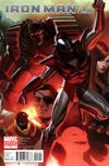 Cover Thumbnail for Iron Man 2.0 (2011 series) #1 [Variant Edition - Marko Djurdjevic]