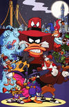 Cover for Darkwing Duck Annual (Boom! Studios, 2011 series) #1