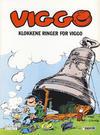 Cover for Viggo (Semic, 1986 series) #18 - Klokkene ringer for Viggo [1. opplag]