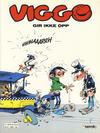Cover for Viggo (Semic, 1986 series) #3 - Viggo gir ikke opp [3. opplag]