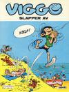 Cover for Viggo (Semic, 1986 series) #4 - Viggo slapper av [3. opplag]