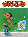Cover for Viggo (Semic, 1986 series) #10 - Spøk og spetakkel med Viggo [2. opplag]