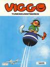 Cover for Viggo (Semic, 1986 series) #9 - Tusenkunstneren [2. opplag]
