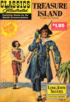 Cover for Classics Illustrated: Treasure Island [Long John Silver's Edition] (First, 1989 series)