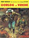 Cover for Blueberry (Uitgeverij Helmond, 1971 series) #1 - Oorlog of vrede