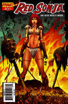 Cover Thumbnail for Red Sonja (2005 series) #53 [Cover B]