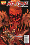Cover Thumbnail for Red Sonja (2005 series) #15 [Mel Rubi Cover]