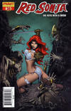 Cover Thumbnail for Red Sonja (2005 series) #16 [Mel Rubi Cover]