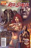 Cover Thumbnail for Red Sonja (2005 series) #18 [Mel Rubi Cover]