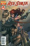 Cover Thumbnail for Red Sonja (2005 series) #19 [Adriano Batista Cover]