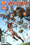 Cover Thumbnail for Red Sonja (2005 series) #19 [Homs Cover]