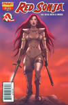 Cover Thumbnail for Red Sonja (2005 series) #20 [Jonathan Luna Cover]