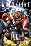 Cover Thumbnail for Wolverine (2010 series) #8 [Thor Goes Hollywood Variant]
